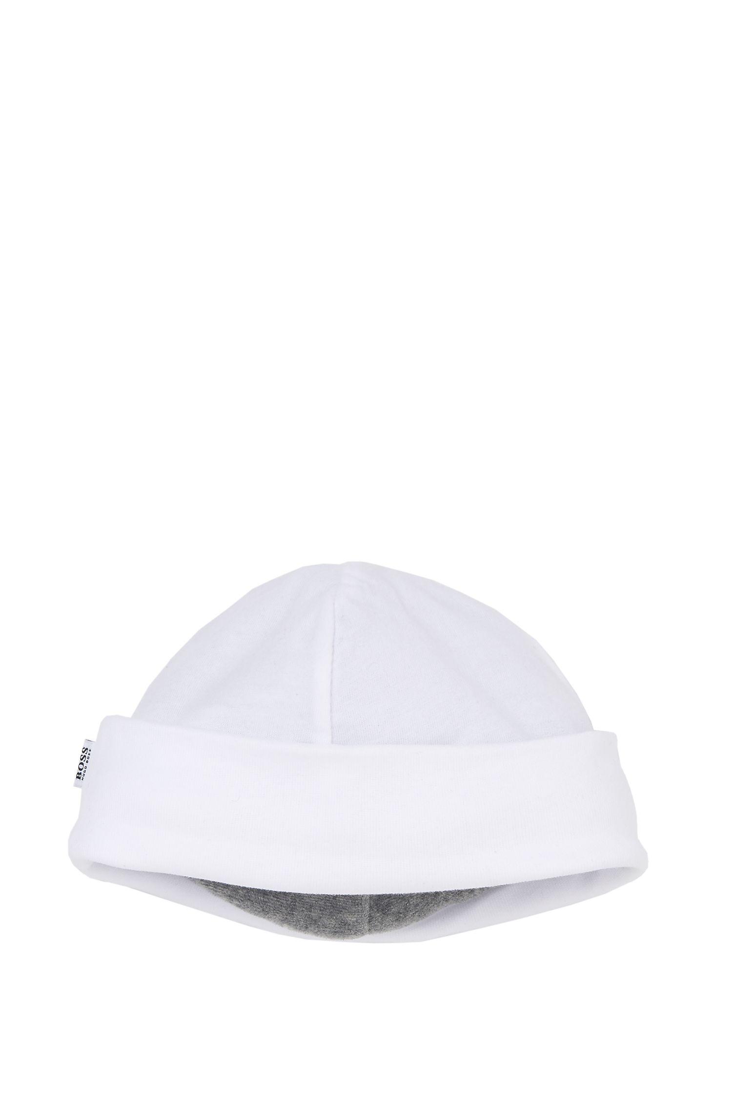 'J91031' | Reversible Cotton-Blend Hat