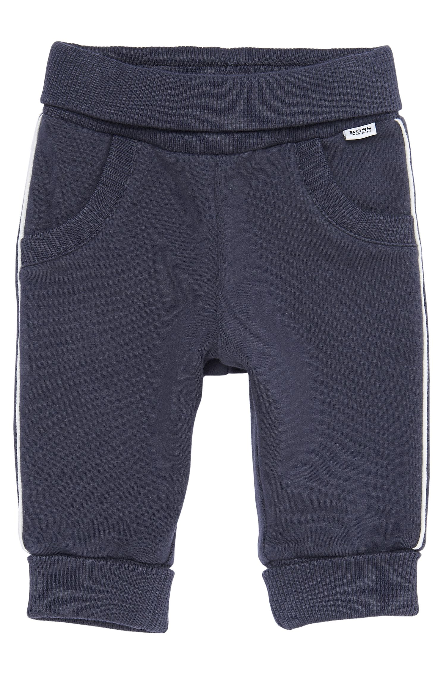 'J94073' | Infant Stretch Fleece Pants