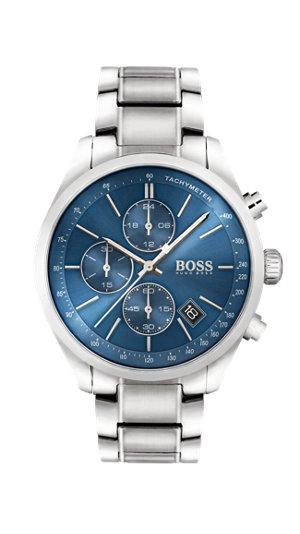 '1513478' | Chronograph Tachymeter Bracelet Strap Watch