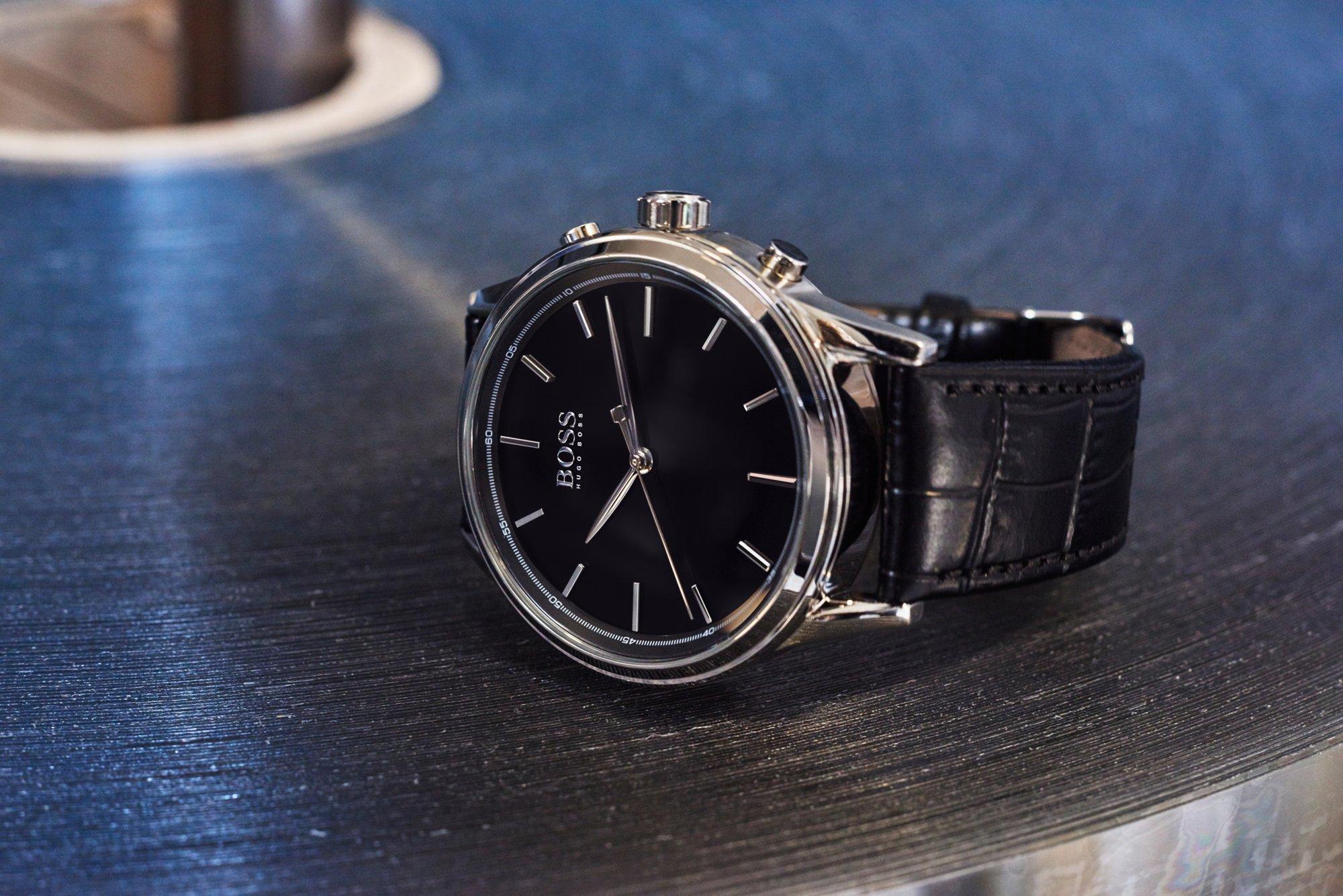 Black watch by BOSS