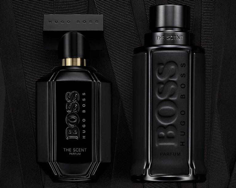 boss the scent parfum edition