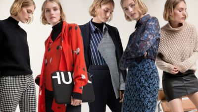 5 Office Looks by HUGO Womenswear