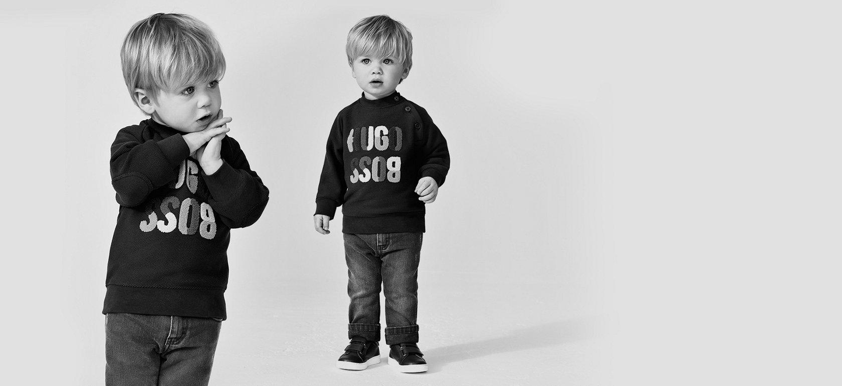 49e4cf458fe01 HUGO BOSS   Mode enfants pour garçons et filles