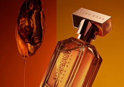 hugo boss the scent for her private accord