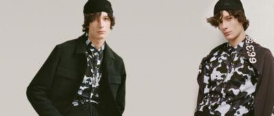 Camouflage-Styles von HUGO Menswear