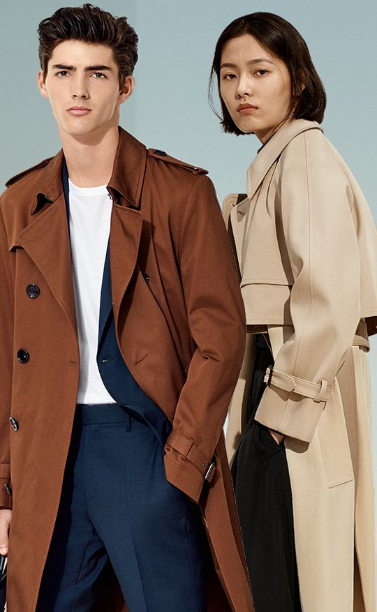 b8746dc1286 BOSS Jackets and Coats – Classic & elegant   Men
