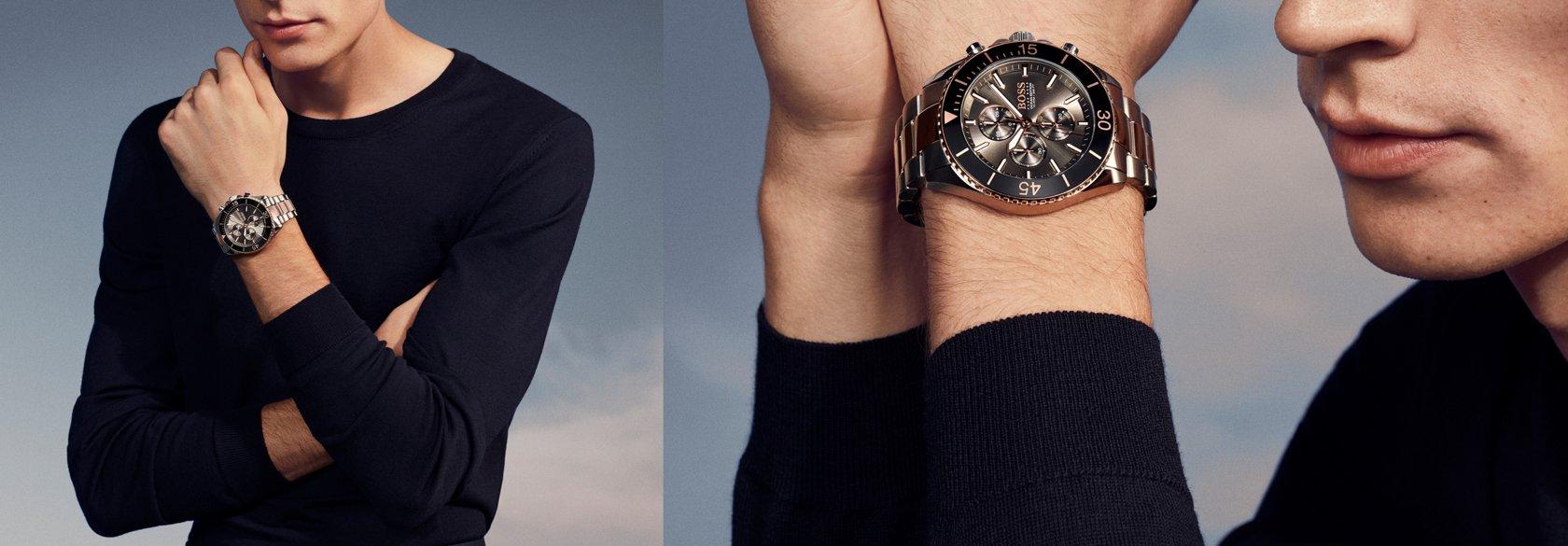 90ee99b2 BOSS | Colección de Relojes para Hombre | Relojes Modernos