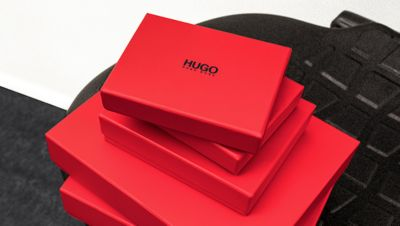 Gift selection for men and women by HUGO