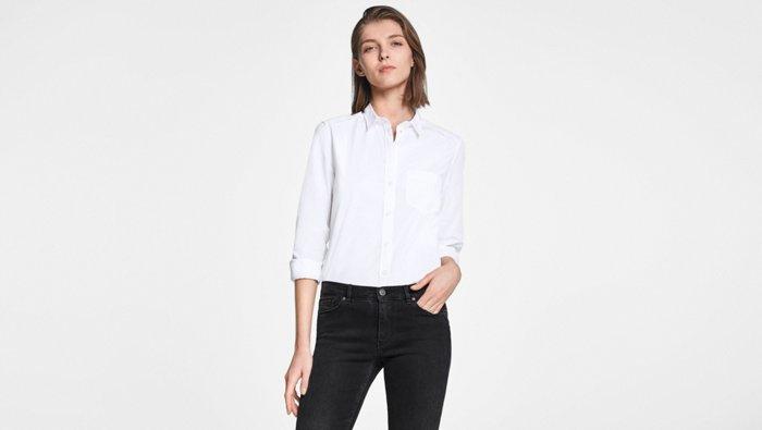 Jeans Fit Guide für sie von BOSS