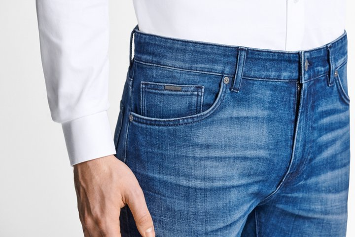 c4e730f25 Jeans Fit Guide for Men | Find the Perfect Jeans by HUGO BOSS
