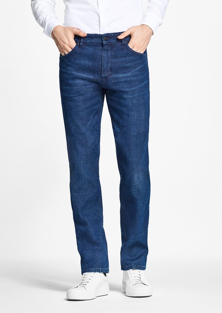 ad682aa9256 Relaxed fit jeans from BOSS ...