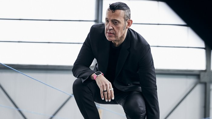 Karim Rashid interview for BOSS X Sailing