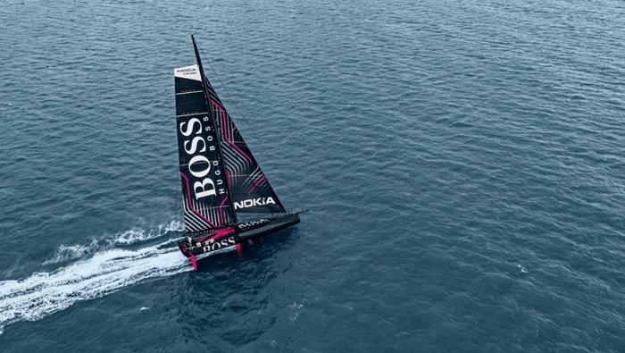 BOSS x Sailing