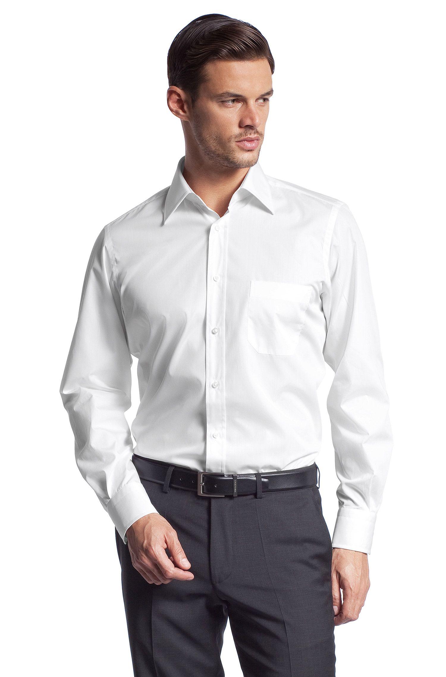 Business-Hemd ´ELTON` aus Baumwolle