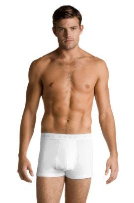 Boxer Shorts ´Boxer 3P BM` im Dreier-Pack, Weiß