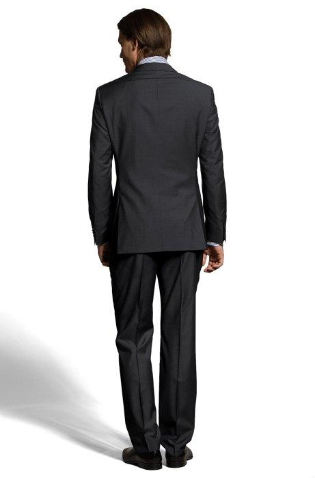 b836f8fcf BOSS - Shorn wool suit 'The James/Sharp2'