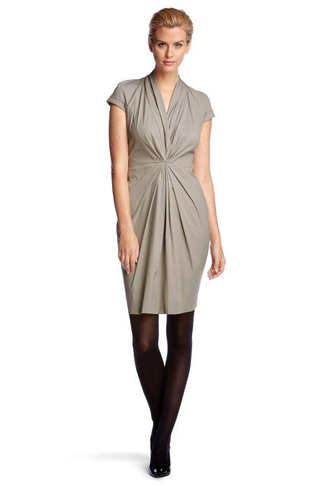 Dress 'Dinola', Khaki
