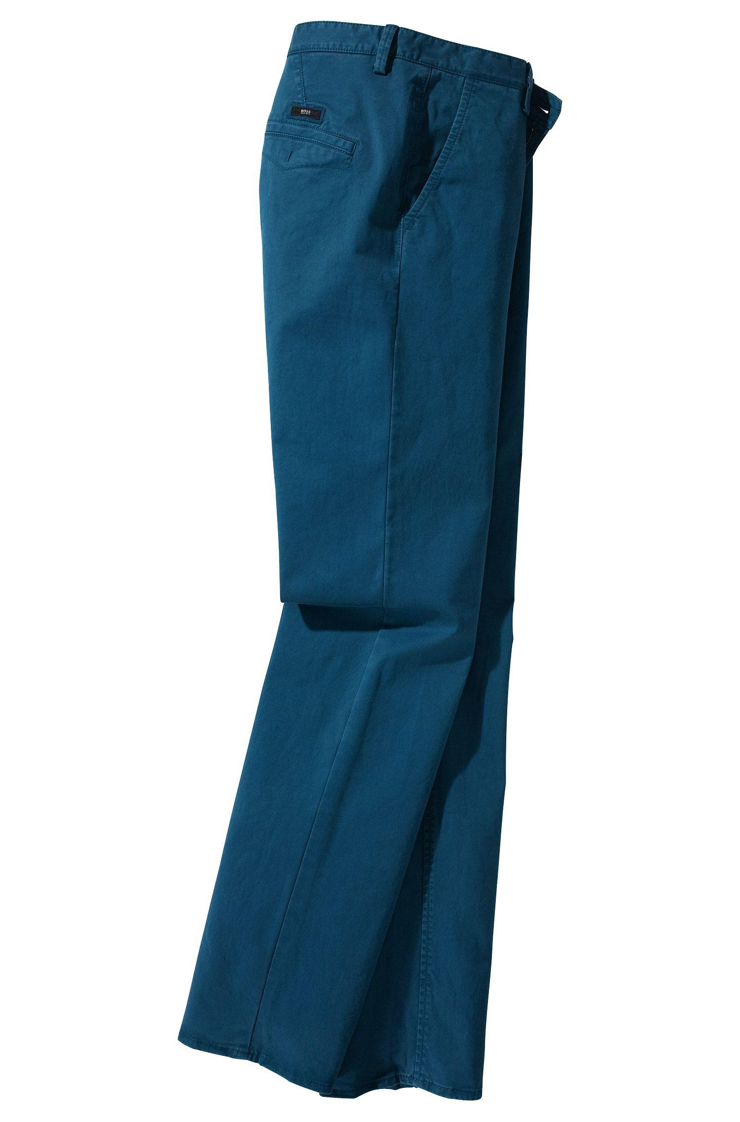 Pantalon Chino Slim Fit, Rice-D