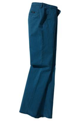 Pantalon Chino Slim Fit, Rice-D, Bleu vif