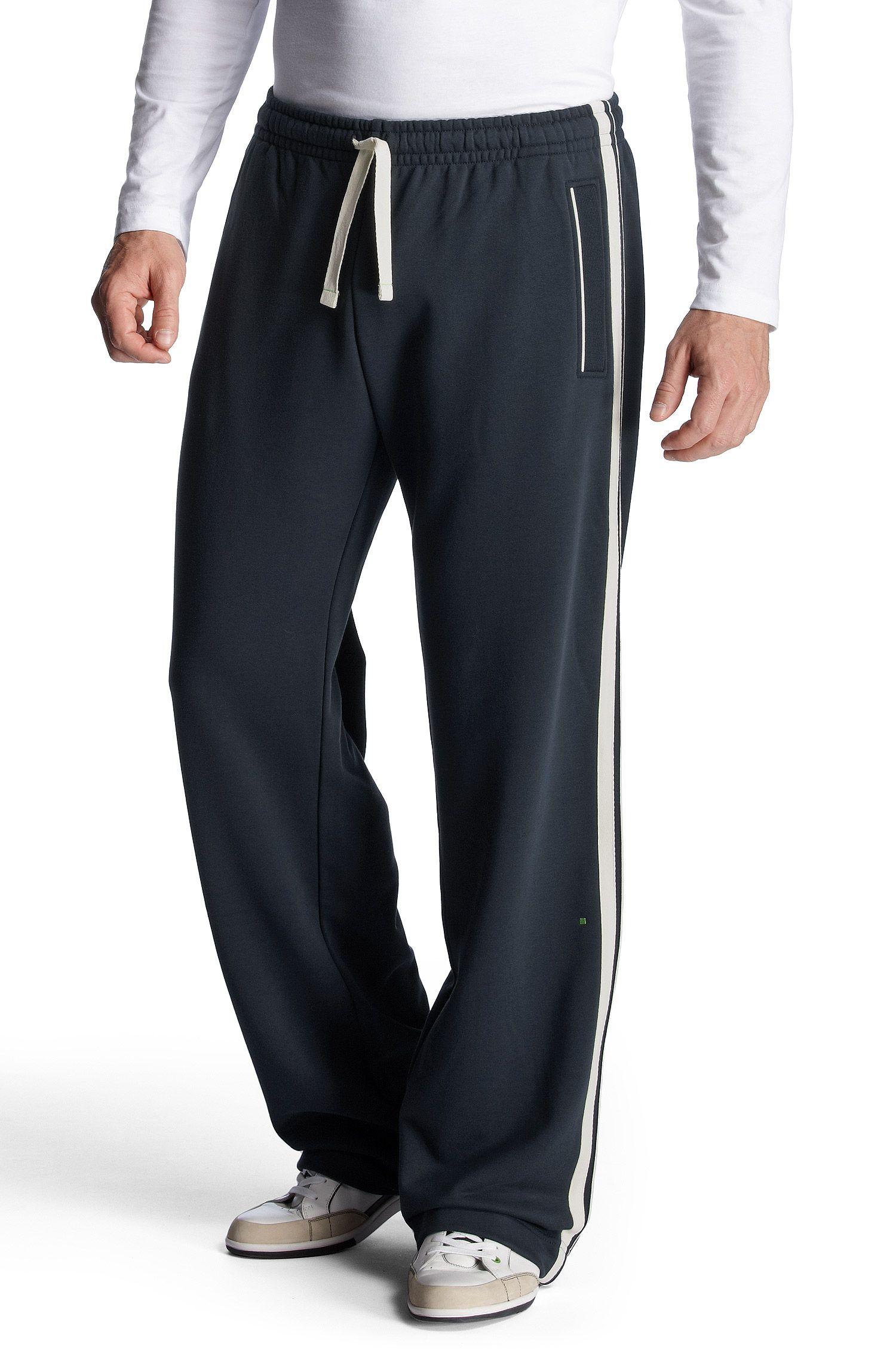 Pantalon détente à détails contrastants, Hajo
