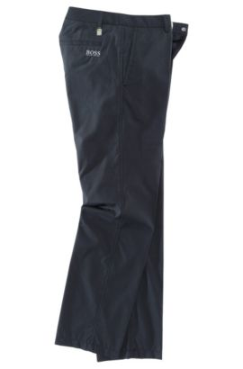 Pantalon de golf pro Regular Fit, Haddys Pro 1, Bleu foncé
