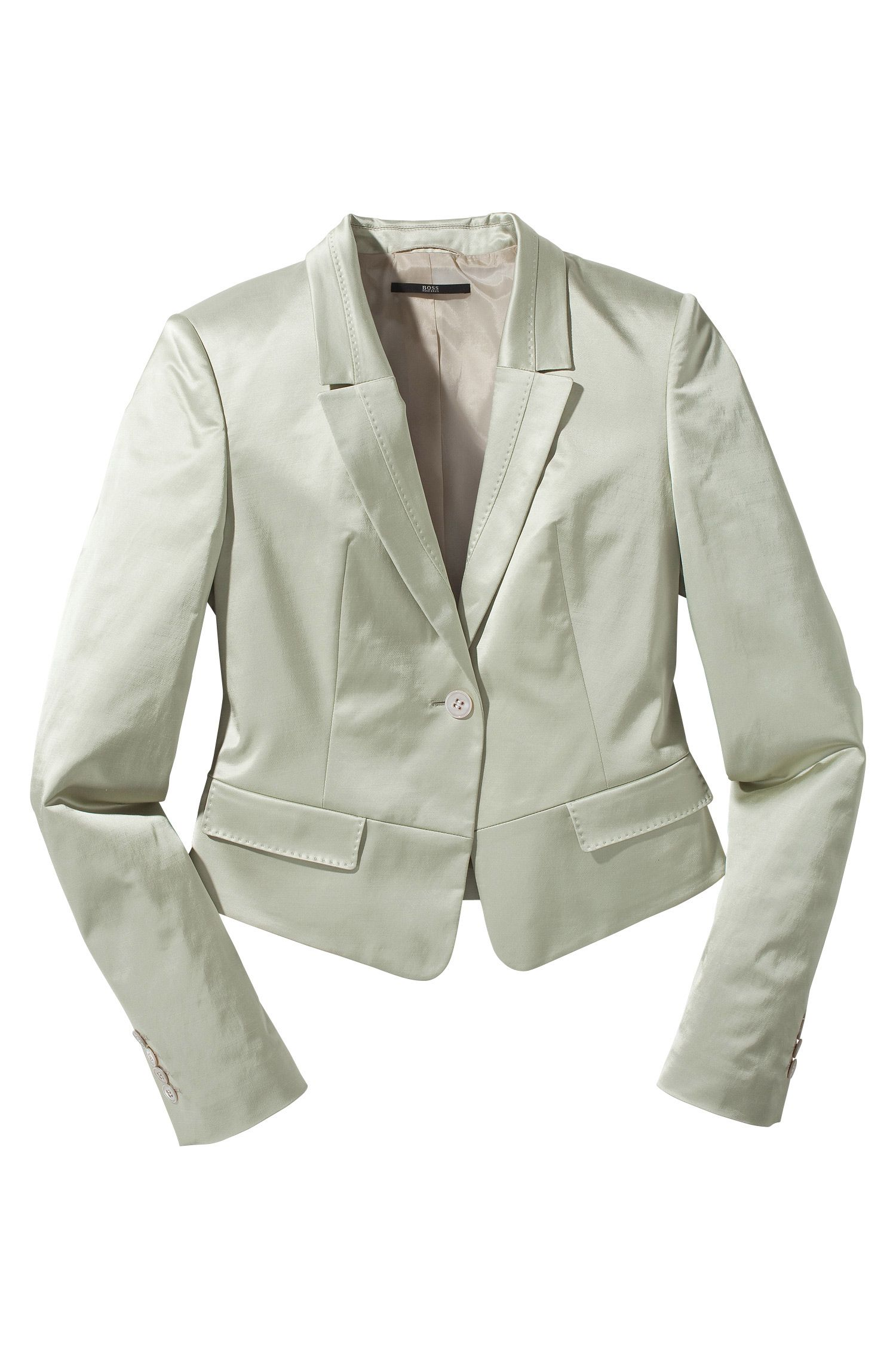 Blazer ´Javan` in changierender Optik