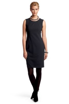 Sleeveless dress 'Dallasa', Dark Blue