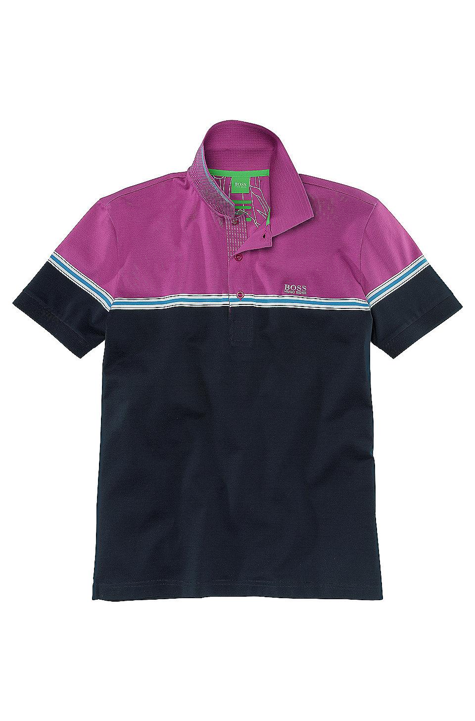 9faa8a0405a BOSS - Narrowly cut polo shirt 'Paddy 4'