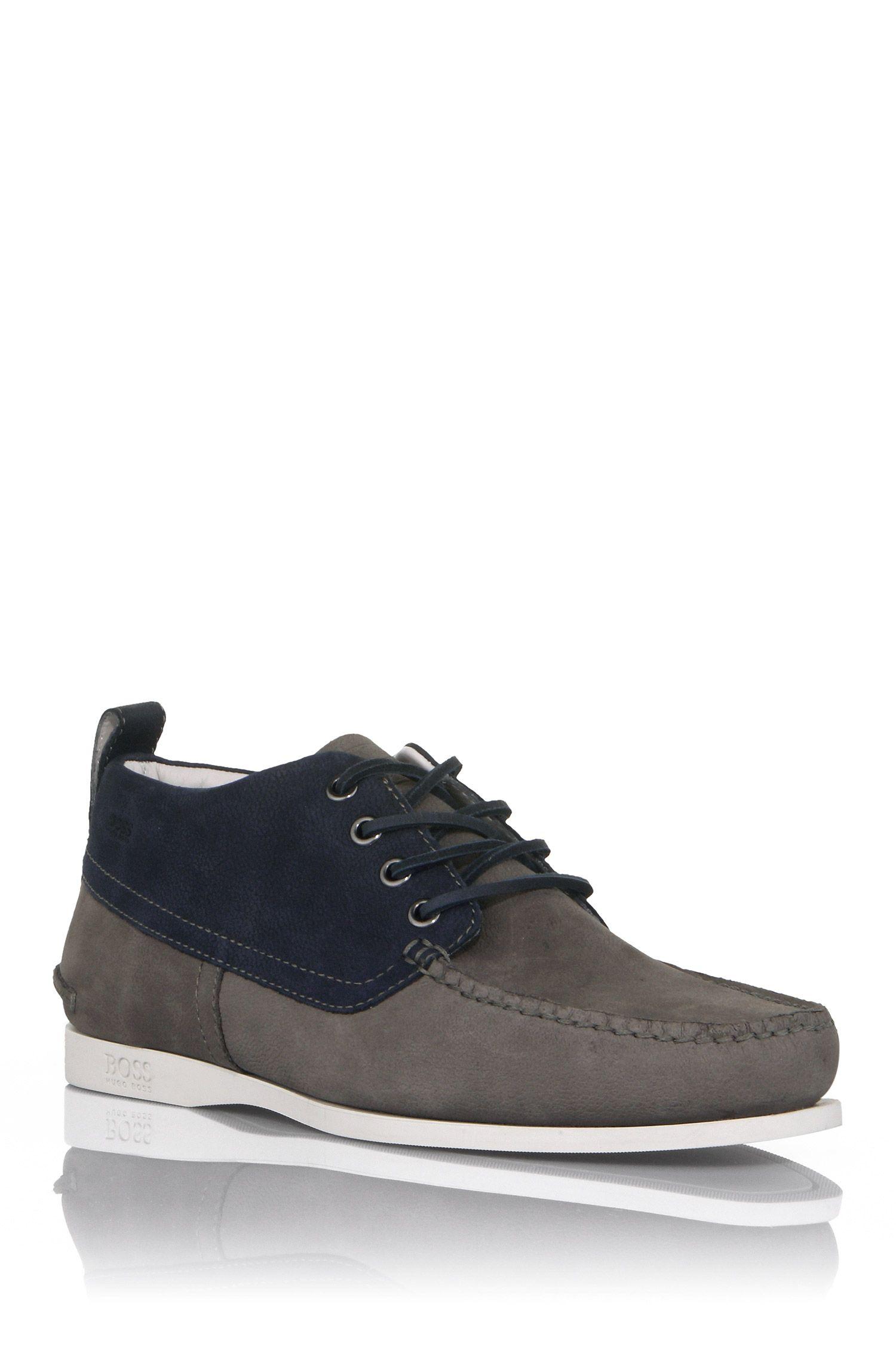 Chaussures détente en cuir, Brasso