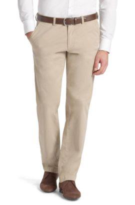 Pantalon chino, Chuck2-D, Beige clair