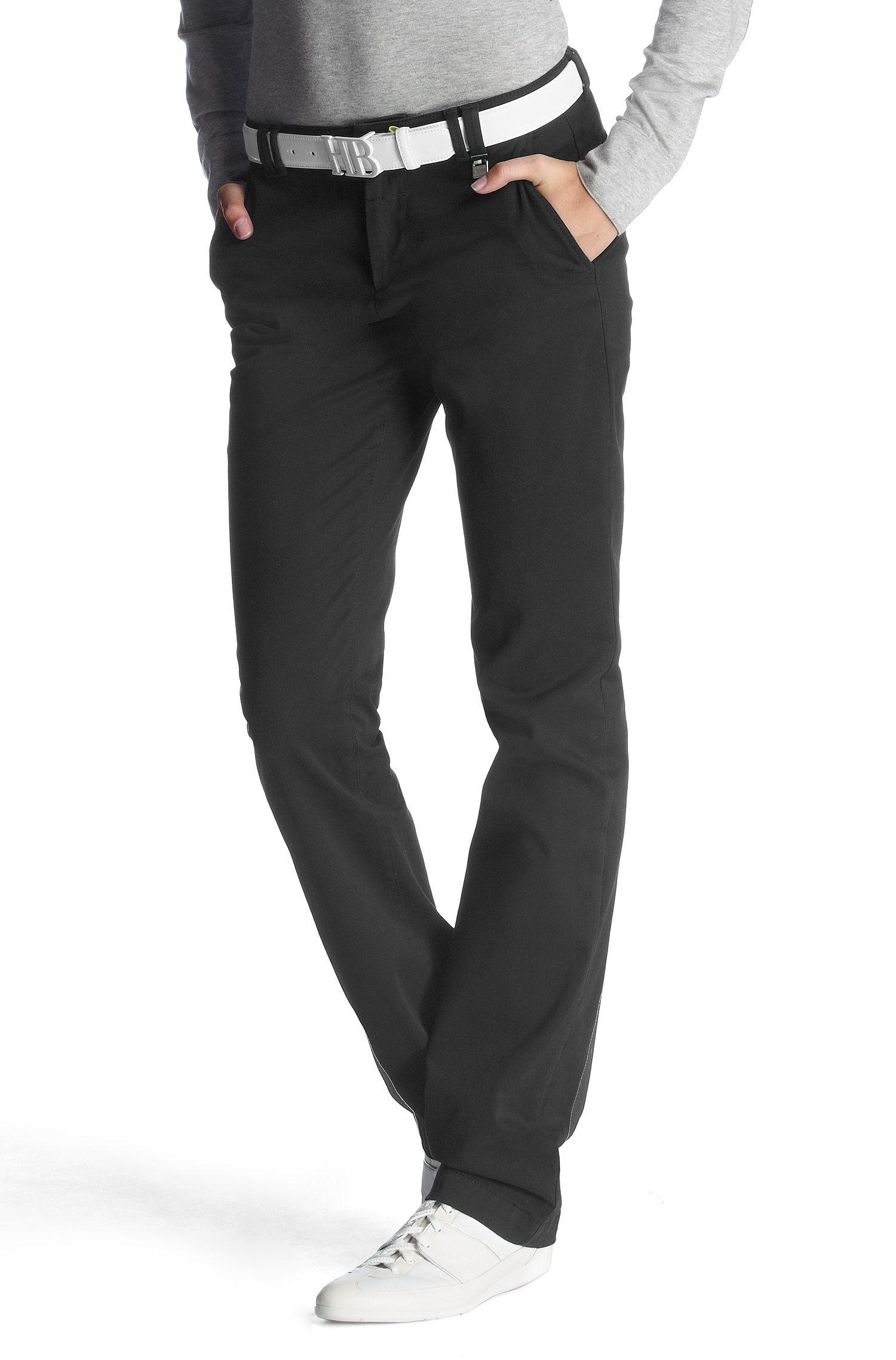 Pantalon en coton au look chino, Heliah 2-W