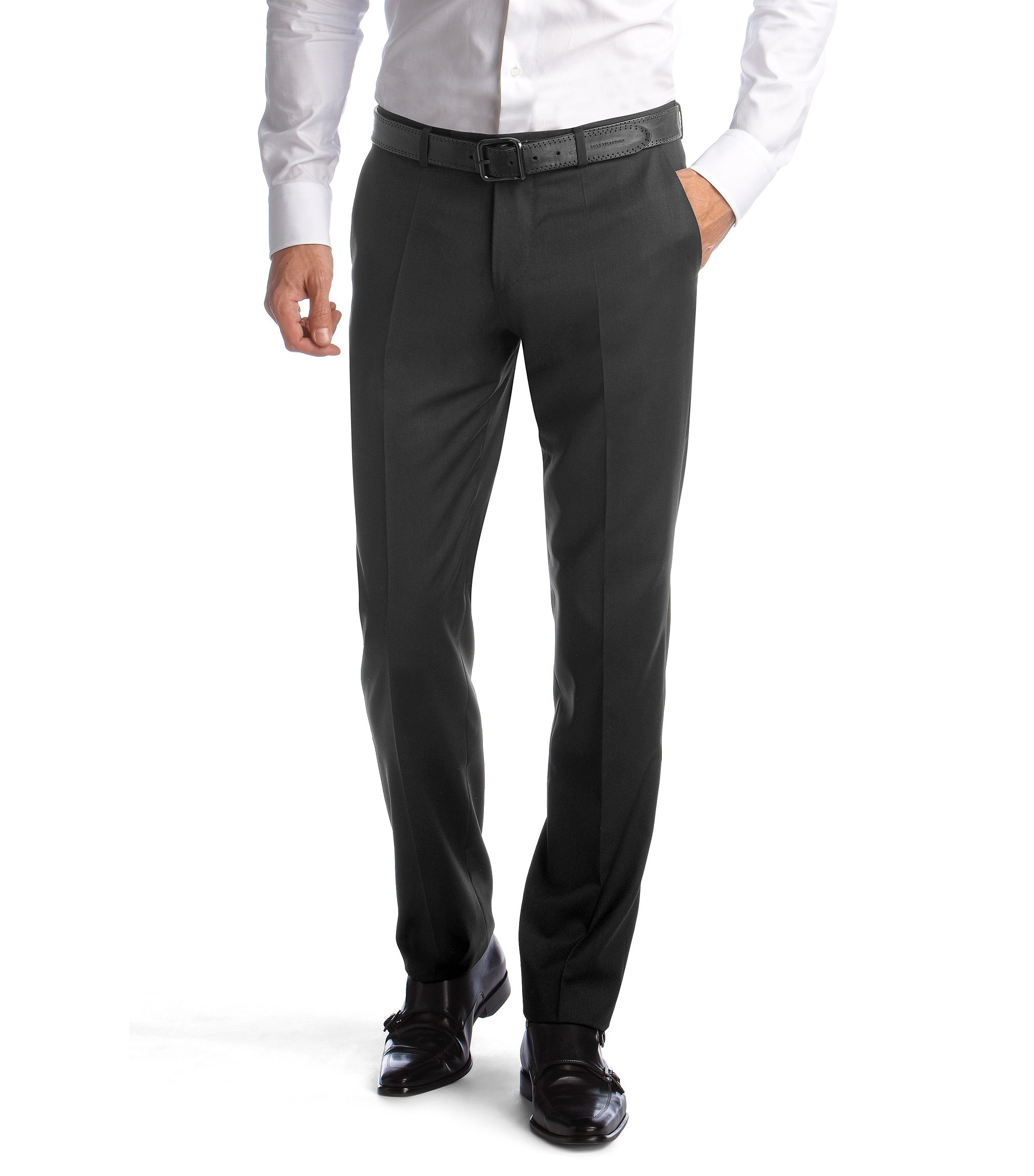 Trousers `Court`, Anthracite