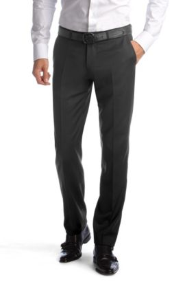 Pantalon, Court, Anthracite