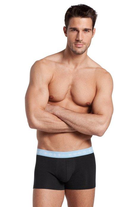 Three pack boxer shorts 'Boxer 3P BM', Black