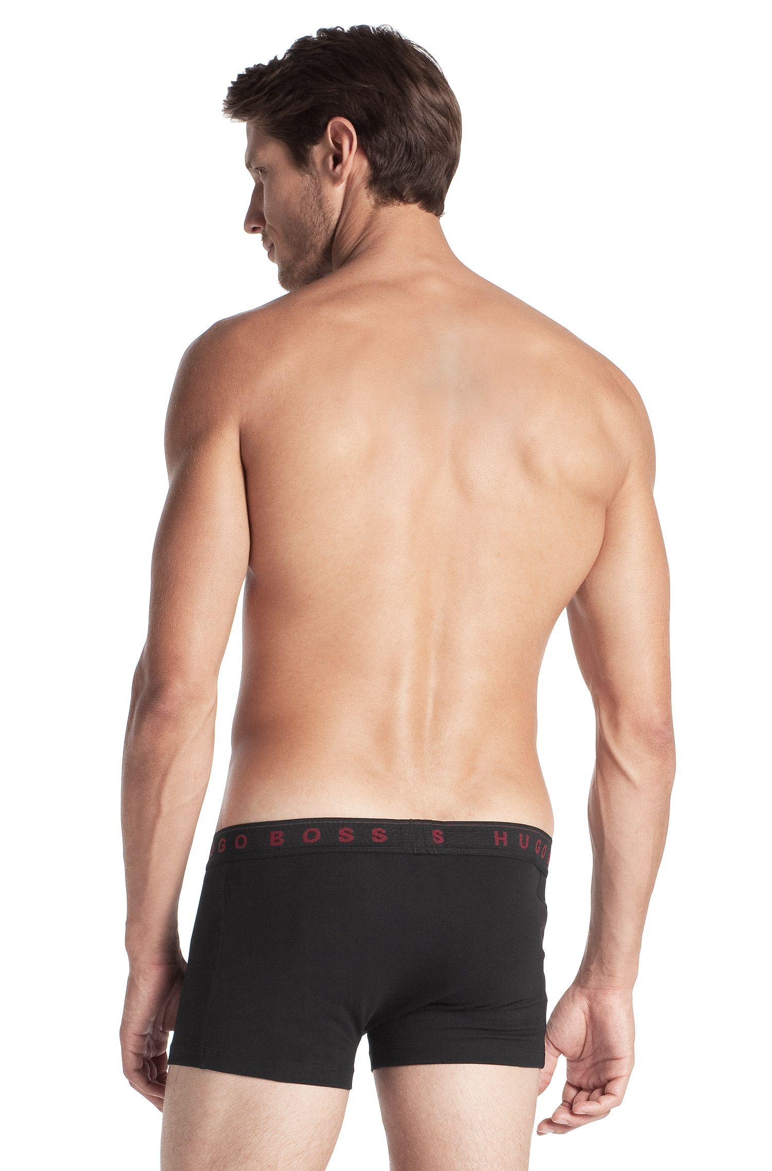 3er-Pack Boxershorts ´Boxer 3P BM`, Schwarz