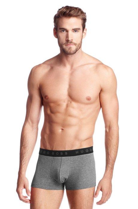 Three pack boxer shorts 'Boxer 3P BM', Patterned