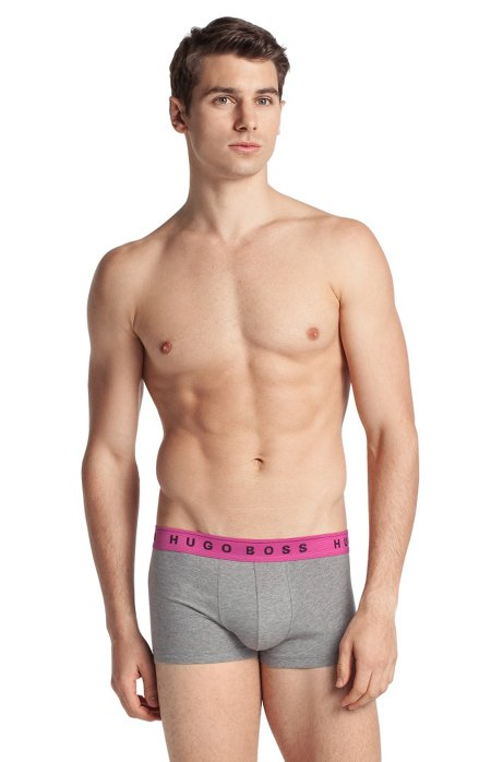 Three pack boxer shorts 'Boxer 3P BM', Patterned
