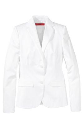 Blazer design, Amias, Blanc