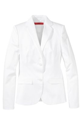 Blazer design, Amias, Blanc