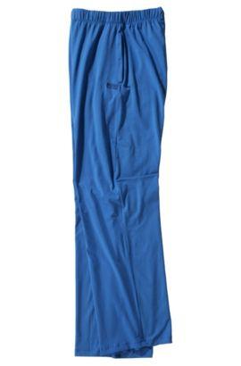Pantalon «Long Pant CW BM» en coton mélangé, Bleu