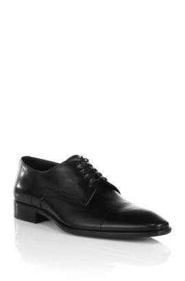 Business-Schuh ´Cerber` mit Lyra-Lochung, Schwarz
