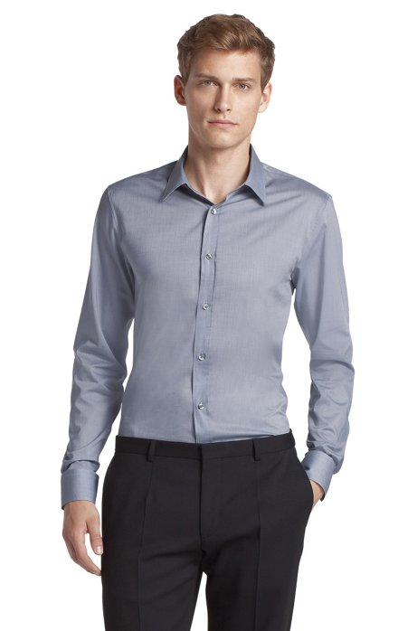 aff4ec304 HUGO - Slim Fit business shirt 'Elisha'
