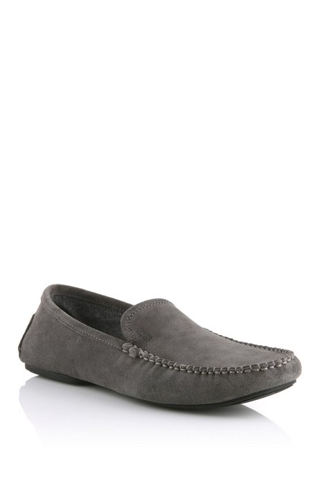 Slipper 'Remor', Grey