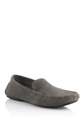 Chaussons, Remor, Gris