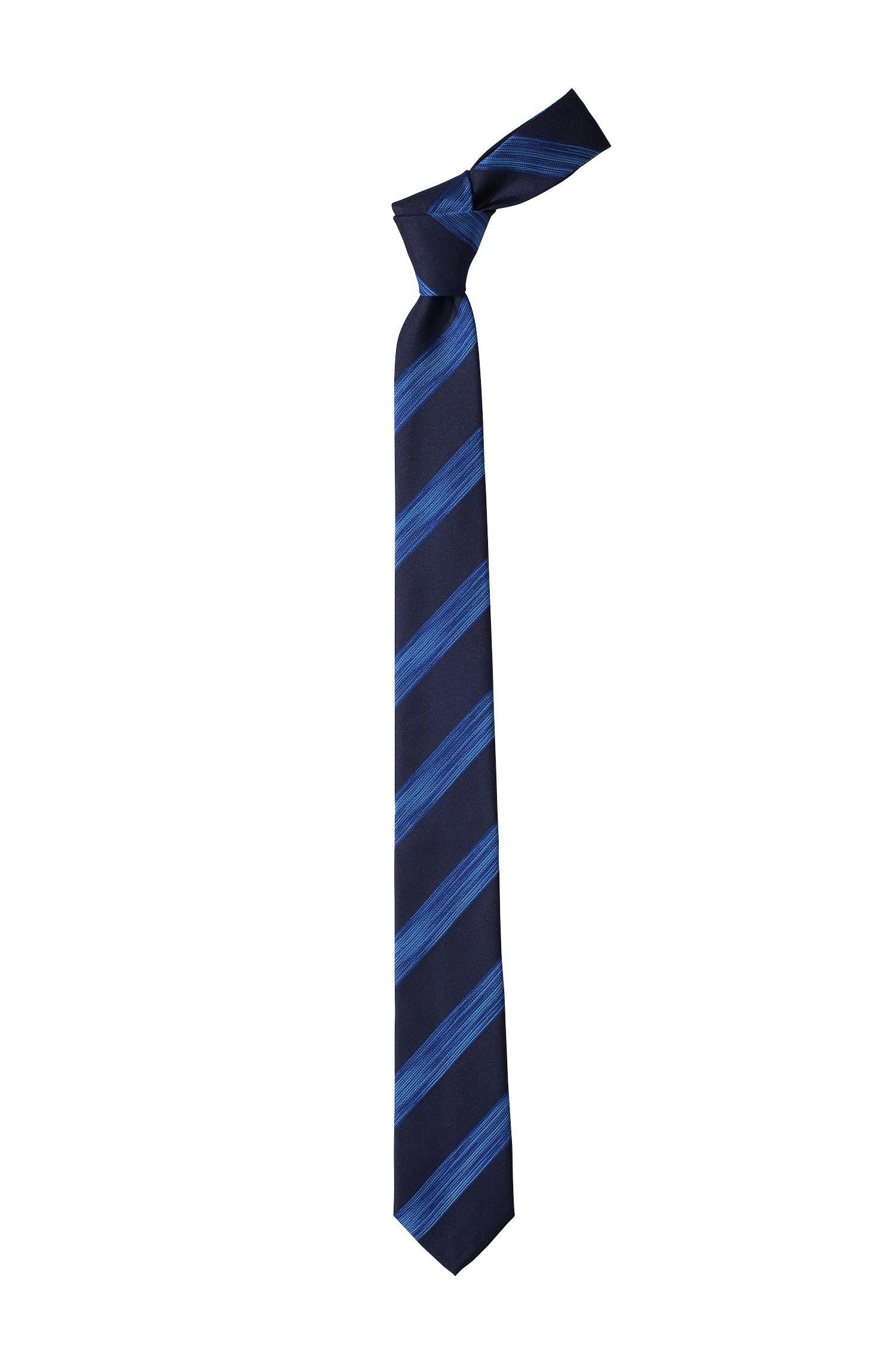 Krawatte ´Tie 6 cm` im Streifen-Dessin