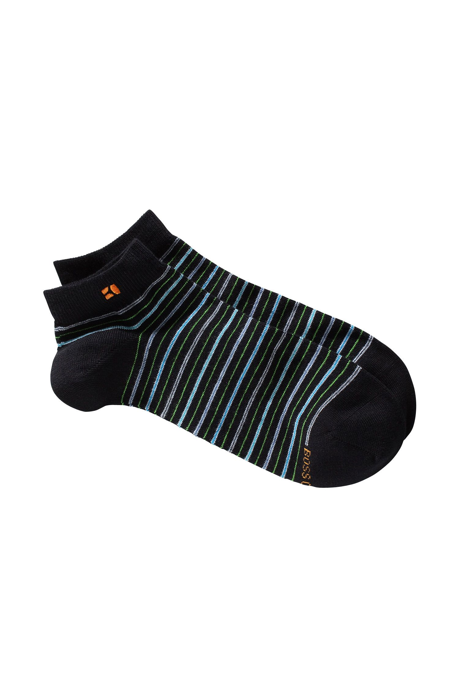 Striped, designer socks 'AS Design'