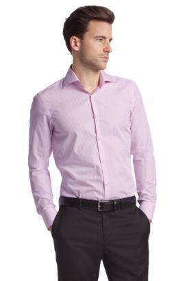 Business-overhemd ´Jaron` Travellerline, Lichtroze