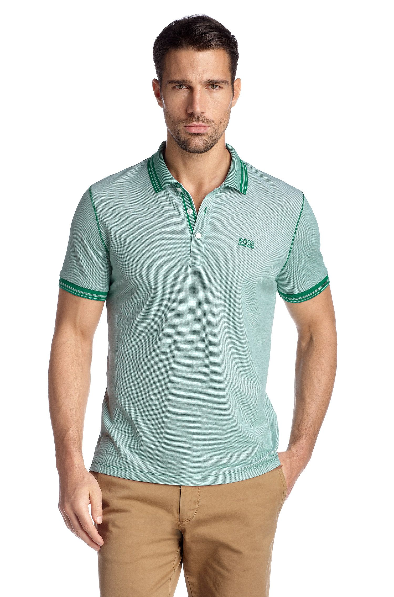 Regular fit polo´Bugnara 05 Modern Essential'