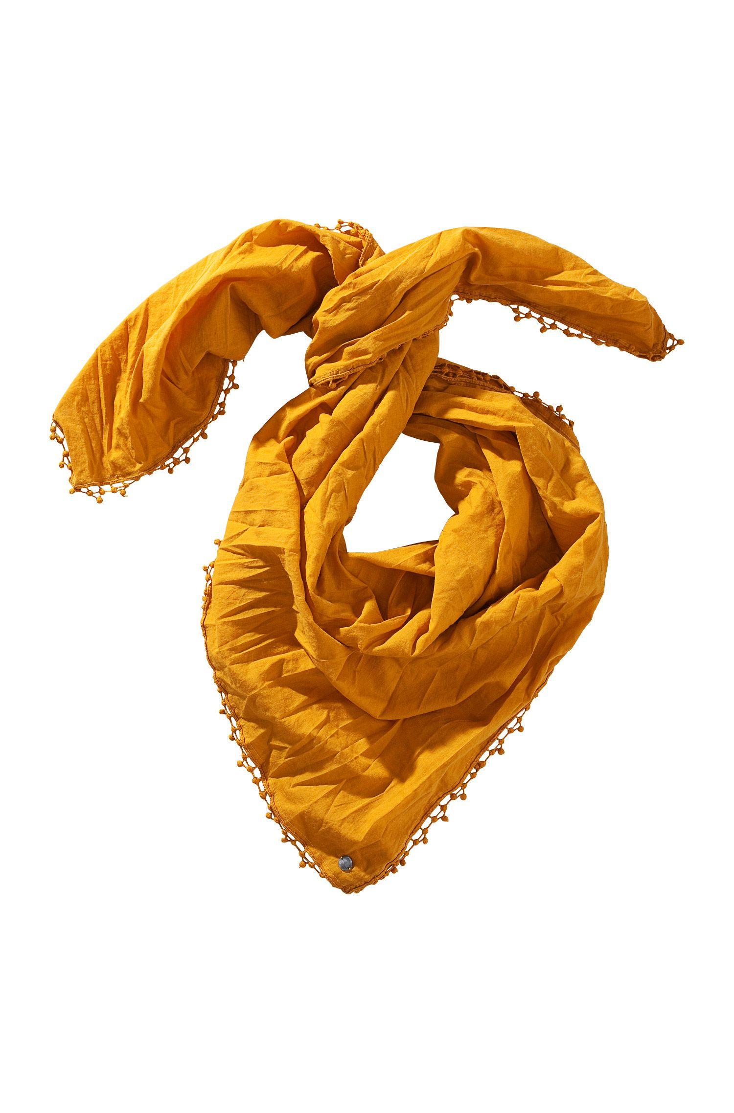 Foulard en coton, Nubase