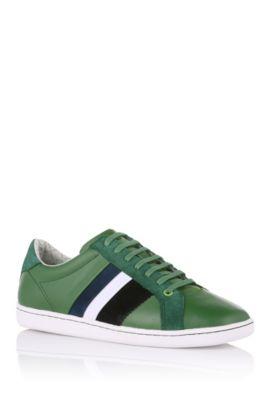 Ledersneaker ´Perrys`, Grün